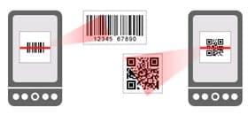 android barcode